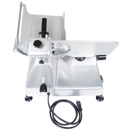 "Globe G10 10"" Manual Gravity Feed Slicer - 1/3 hp"