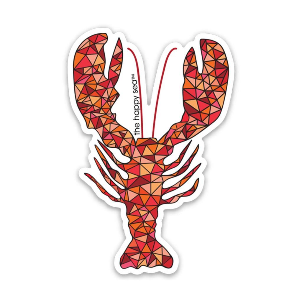 """3"""" Lobster Vinyl Sticker"""