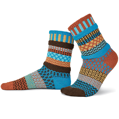 Earth-friendly socks made in the USA!