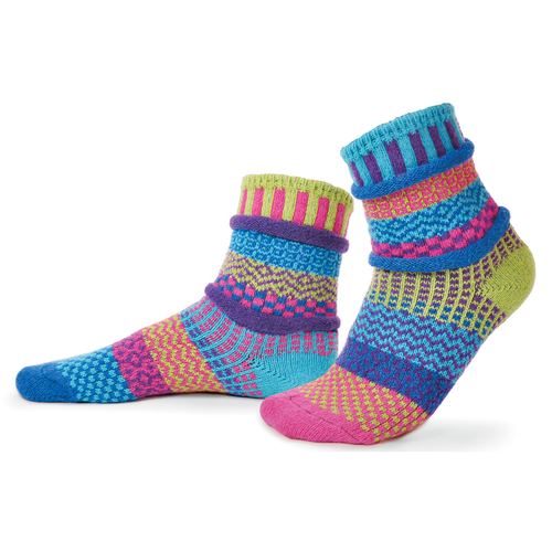 You'll love these socks! Earth-friendly and made from recycled yarn in the USA!