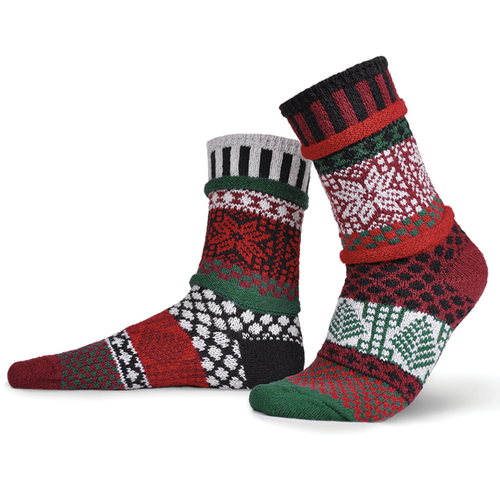 The perfect holiday gift for any guy or gal! Soft and cozy and made from recycled yarn in the USA!
