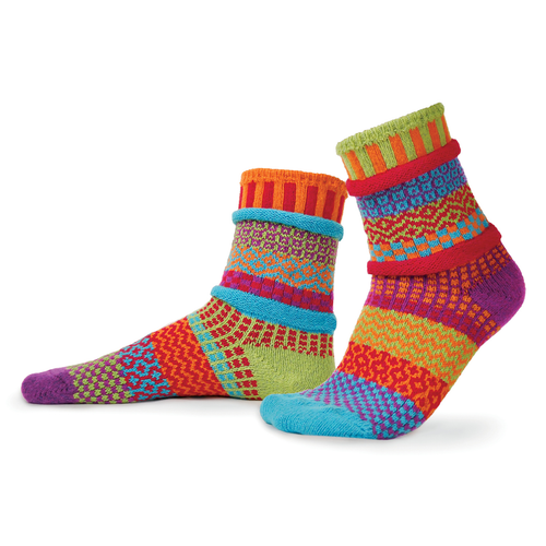 Beautifully soft and made from recycled yarn in the USA!