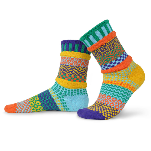Made from recycled yarn in the USA!