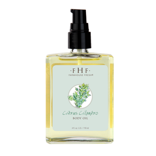 FHF-CIT CILANTRO BODY OIL