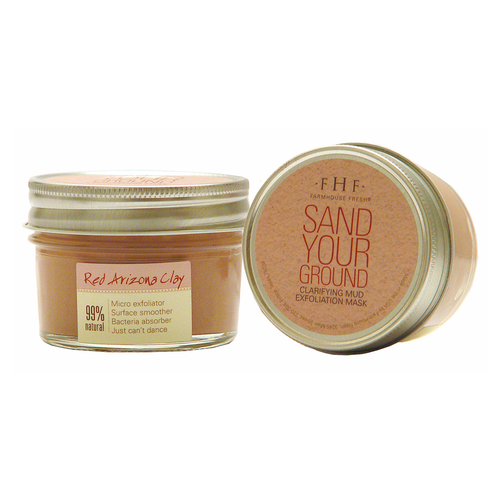 Use as a mask or an exfoliator!
