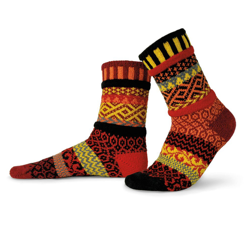 Made from recycled yarn and in the USA!