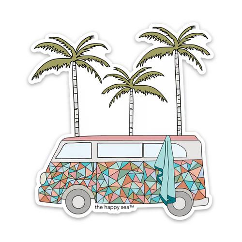 "4"" Isle of Palms Vinyl Sticker"