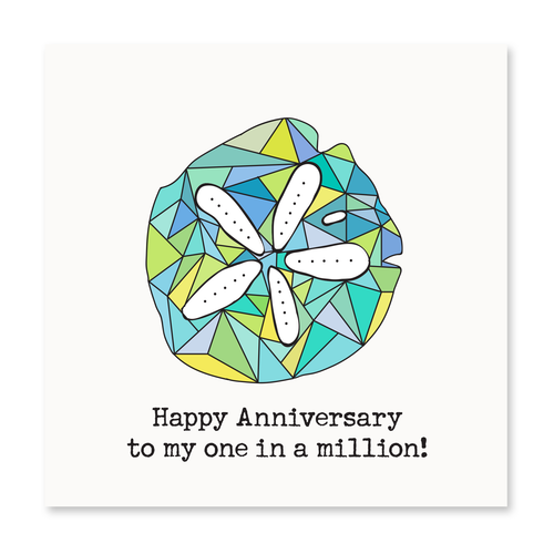 HAPPY ANNIVERSARY TO ONE IN A MILLION!