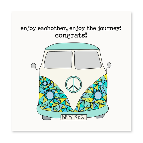 Enjoy Eachother, Enjoy the Journey