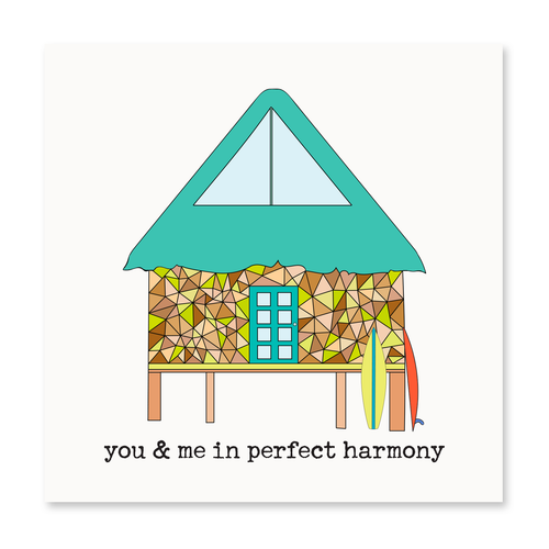 You & Me in Perfect Harmony