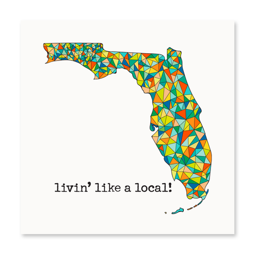 Livin' Like A Local!