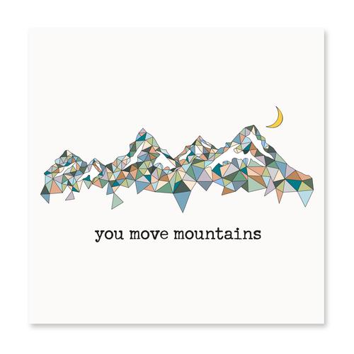 You Move Mountains