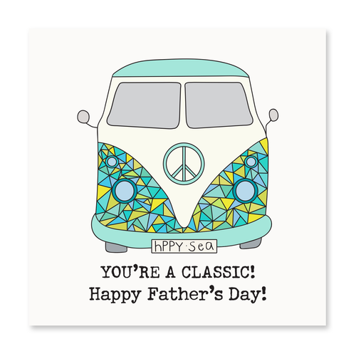 You're A Classic! Happy Father's Day!