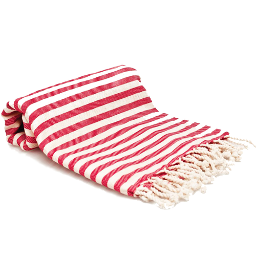 AN-TURKISH TOWEL-RED