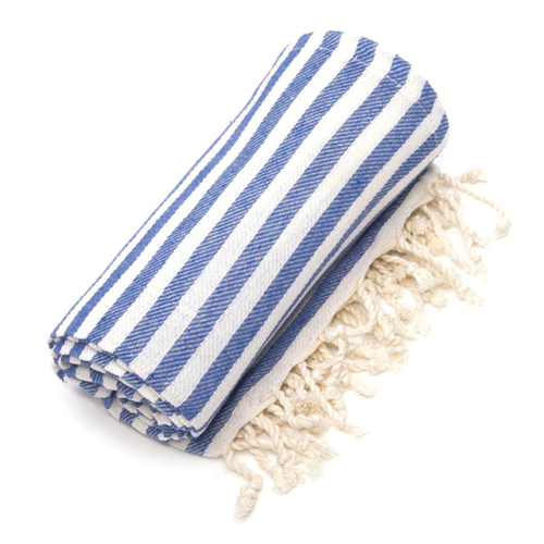 AN-TURKISH TOWEL-NAVY