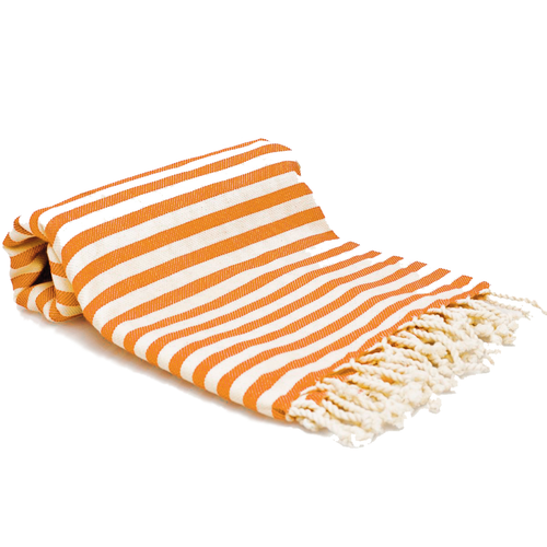 AN-TURKISH TOWEL-ORANGE