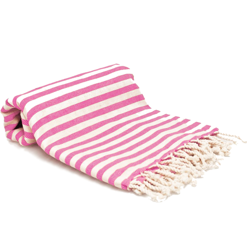 AN-TURKISH TOWEL-PINK