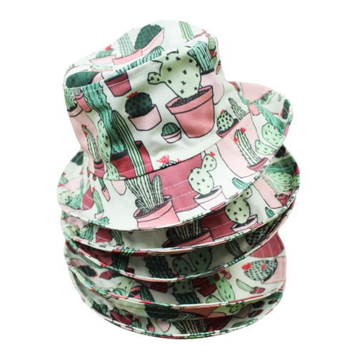 SO-BUCKETHAT CACTUS