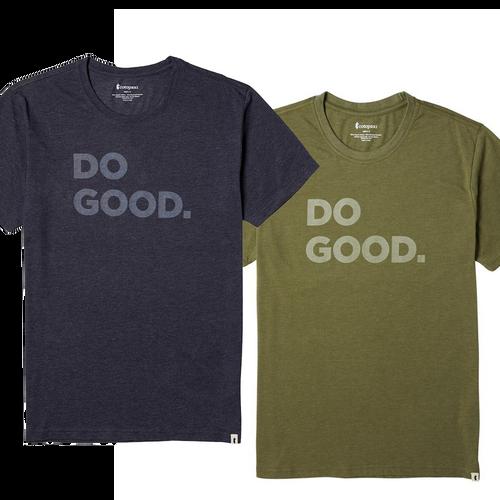 COT-DO GOOD TEE