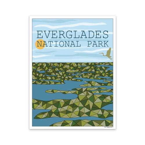 THS-Everglades National Park Sticker