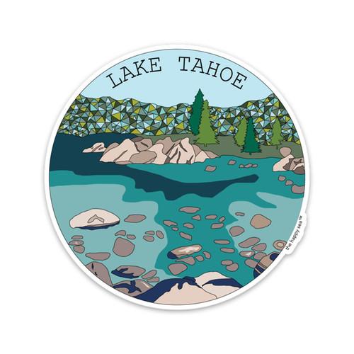 THS-LAKE TAHOE STICKER