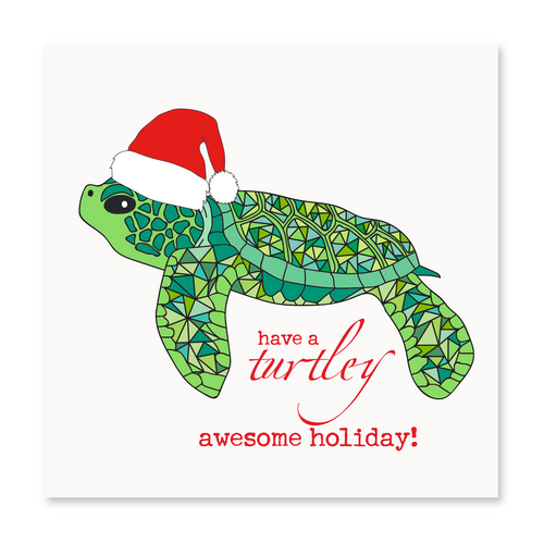 THS-TURTLEY AWESOME HOLIDAY