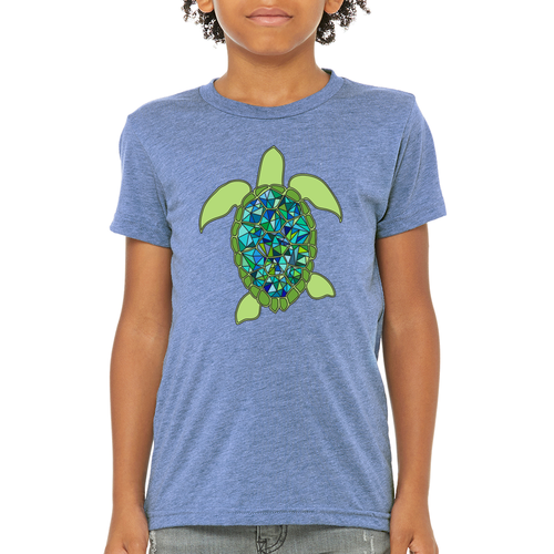 THS-YOUTH TEE-TURTLE