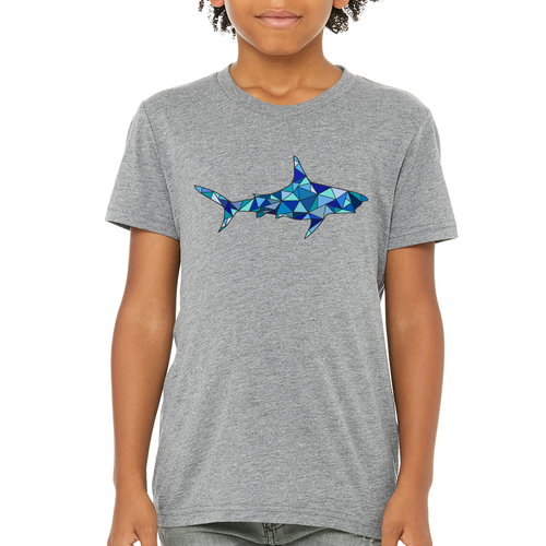 THS-YOUTH TEE SHARK