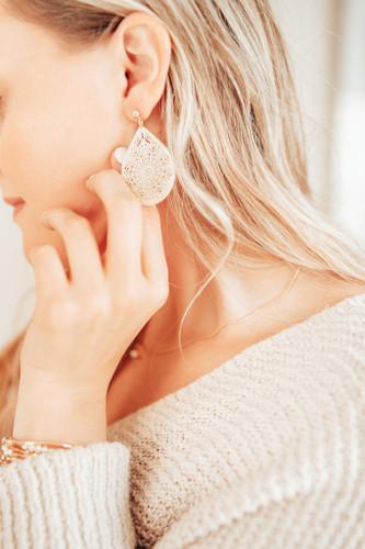 CDJ-FILIGREE EAR