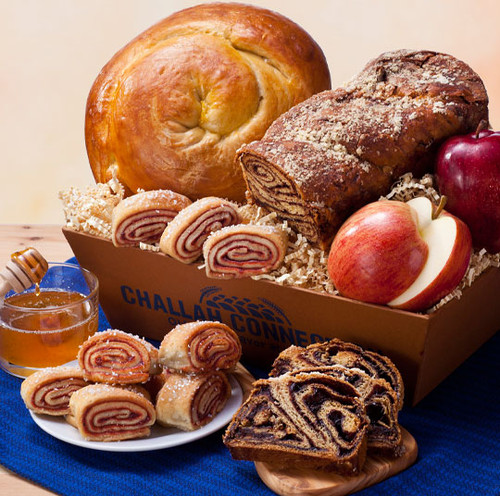 Rosh Hashana Traditions Basket