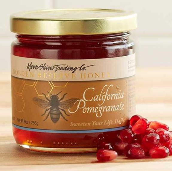 Pomegranate Honey