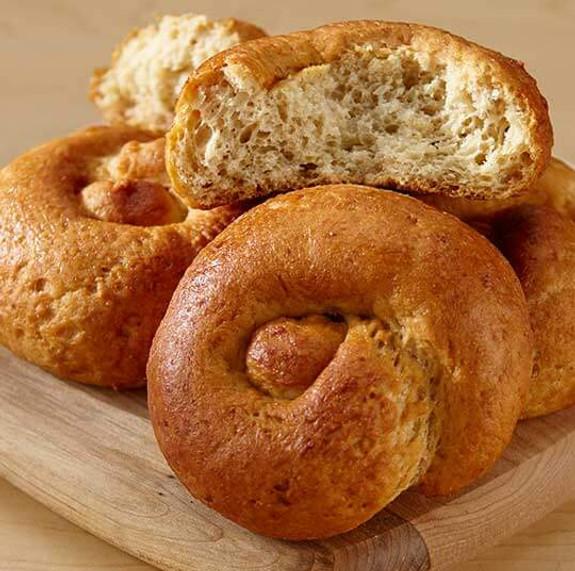 Gluten Free Challah Rolls