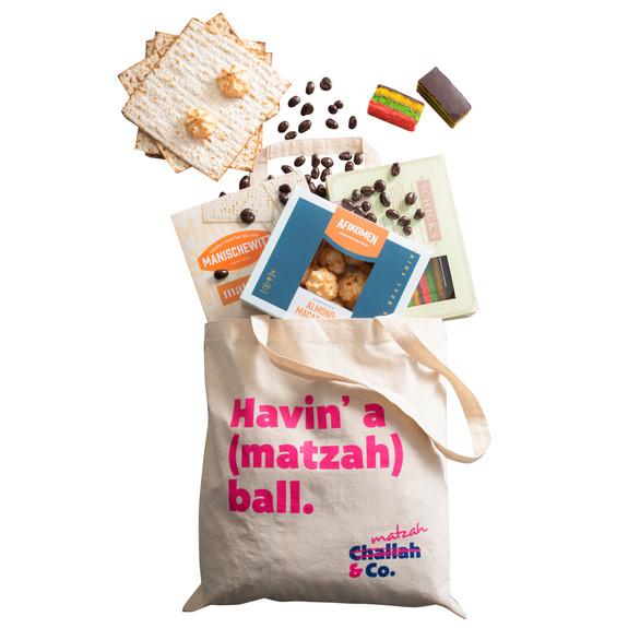 Havin' a (Matzah) Ball Tote