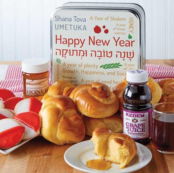 Rosh Hashana in a Box