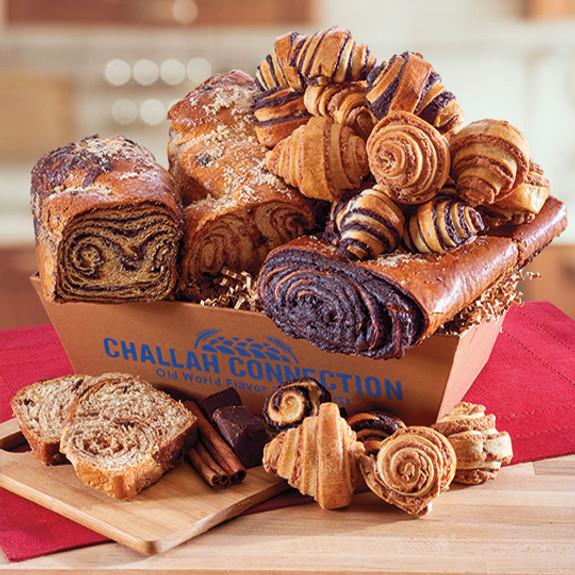 Ultimate Jewish Bakery Basket