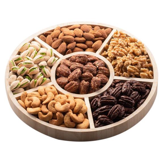 Premium Nut Gift Tray