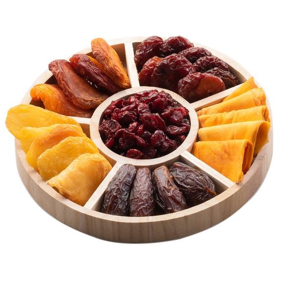 Premium Dried Fruit Gift Tray