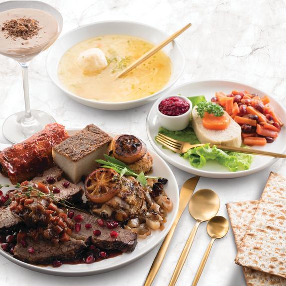 Ready -To -Go Shabbat Dinner