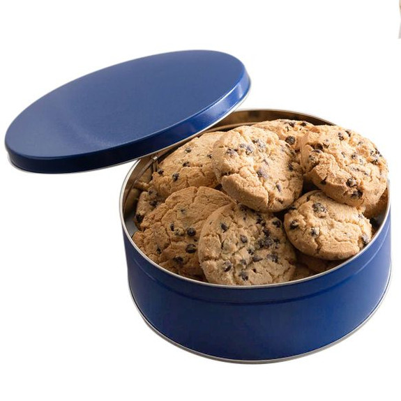 Gluten-Free Bubbe's Cookies in a Tin