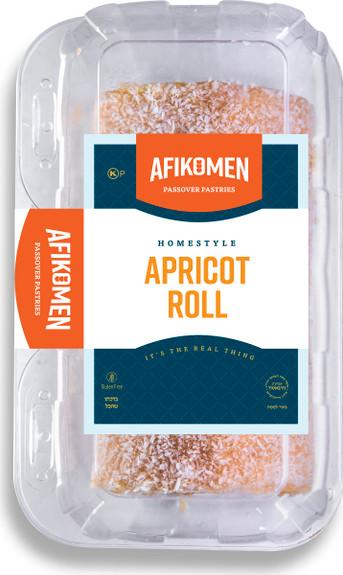 Gluten-Free Apricot Roll
