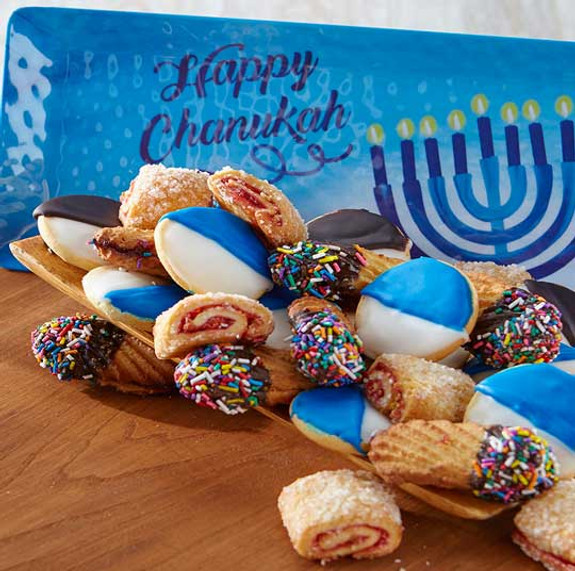 Chanukah Cookie Platter