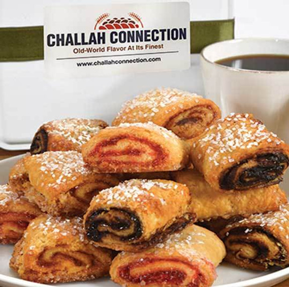 Sympathy Rugelach Gift Tin, Challah Connection