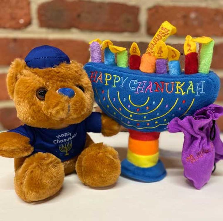 Chanukah Cuteness for Tots