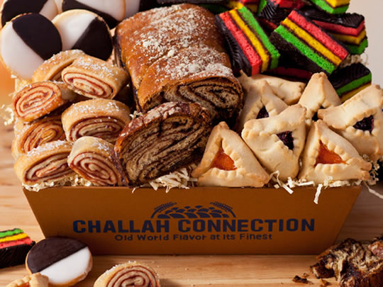 Gourmet Food Gifts and Kosher Gift Baskets | Challah Connection