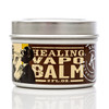Organic Healing Vapo Balm, Natural chest congestion relief, alternative vapo rub, cold and flu relief, organic cold and flu, chest cold relief, sinus relief. natural lip balm, repair chapped lips, how to open nasal passages, chest salve, organic cold relief, organic lip balm,