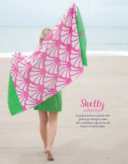 Shelly Beach Towel