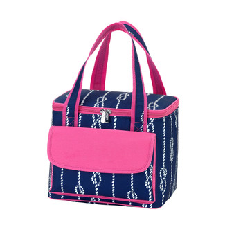 High Tied Cooler Tote