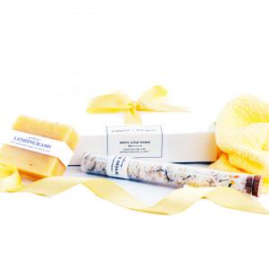 Pretty Little Things: Lemongrass Spa