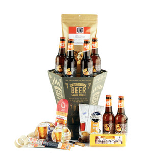 Shocktop Belgian White Ale Beer Party