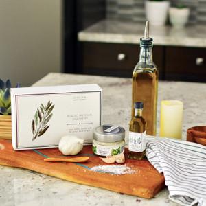 The Rustic Garlic Aioli